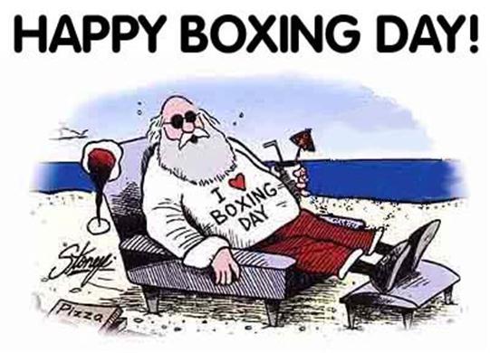 Santa says i love boxing day m4hsunfo