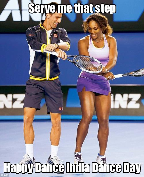 20 Most Funny Tennis Pictures