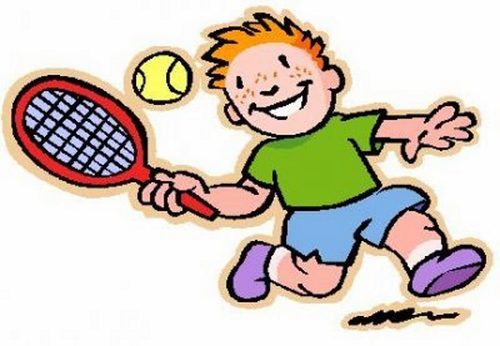 Image result for tennis cartoon