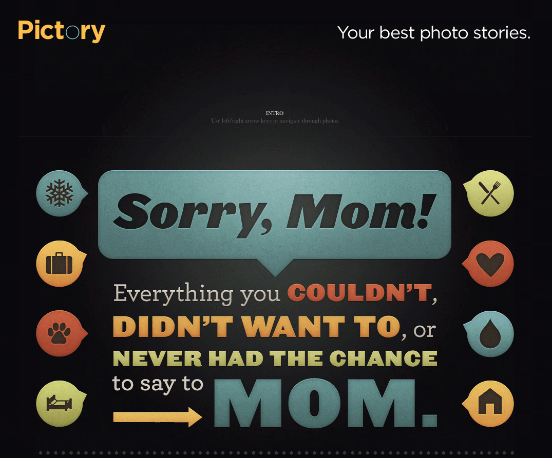 Sorry Mom Everything You Couldn't Didn't Want To Or Never Had The How To  Apologize