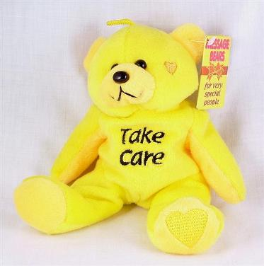 how to take care of your teddy bear