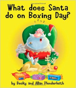 What does santa do on boxing day m4hsunfo