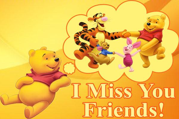 I Miss U My All Friends | www.imgkid.com - The Image Kid ...