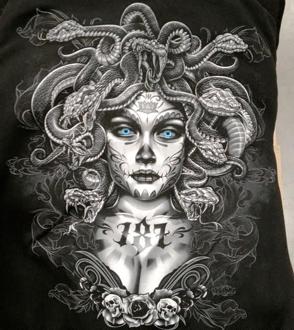 Black Medusa Tattoo: 1000+ Images About Tattoos On Pinterest