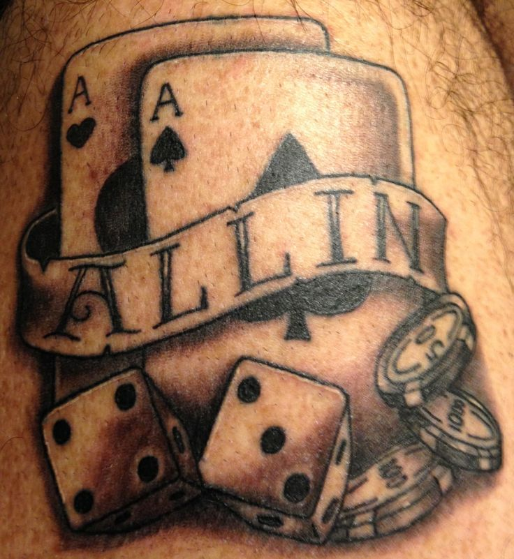 Pictures of poker tattoos super mario picture poker