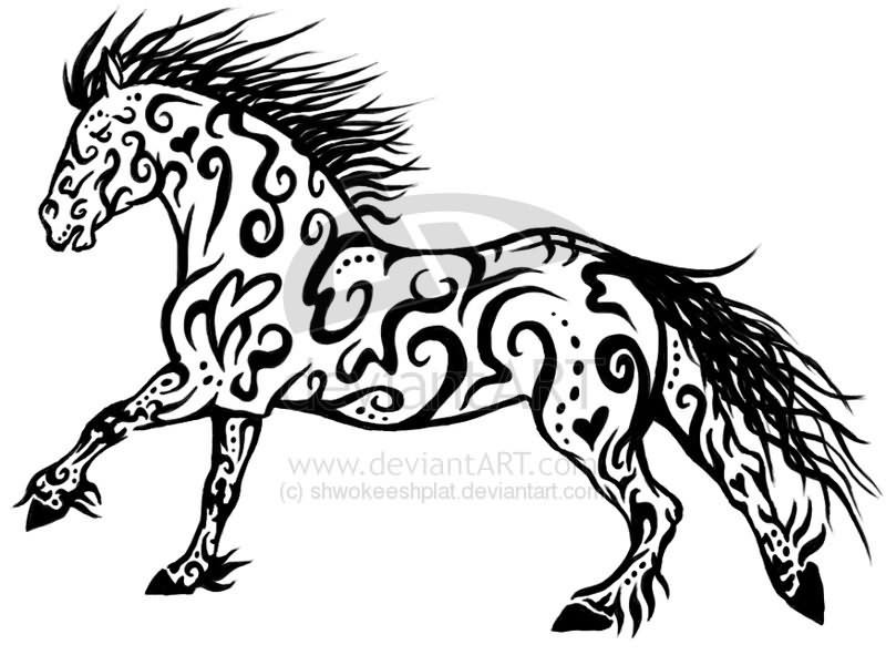 10 best horse tattoo designs ideas. Black Bedroom Furniture Sets. Home Design Ideas