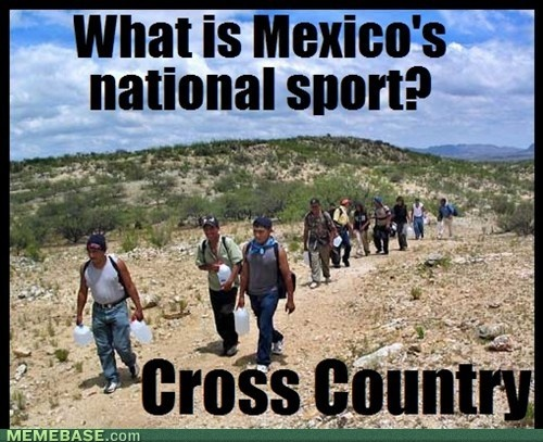 Cross Country Funny War Image
