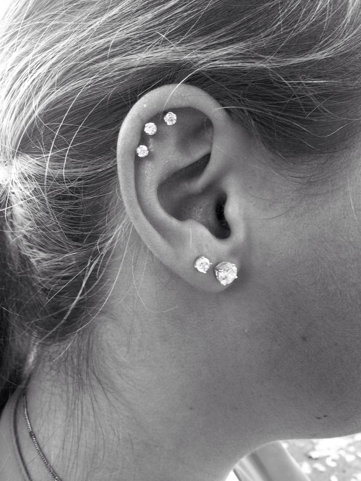 60 Best Helix Piercing Ideas
