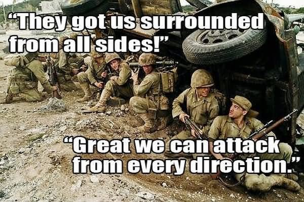15 Most Funny War Pictures