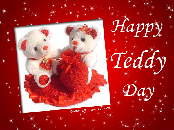 Happy teddy day greetings picture m4hsunfo