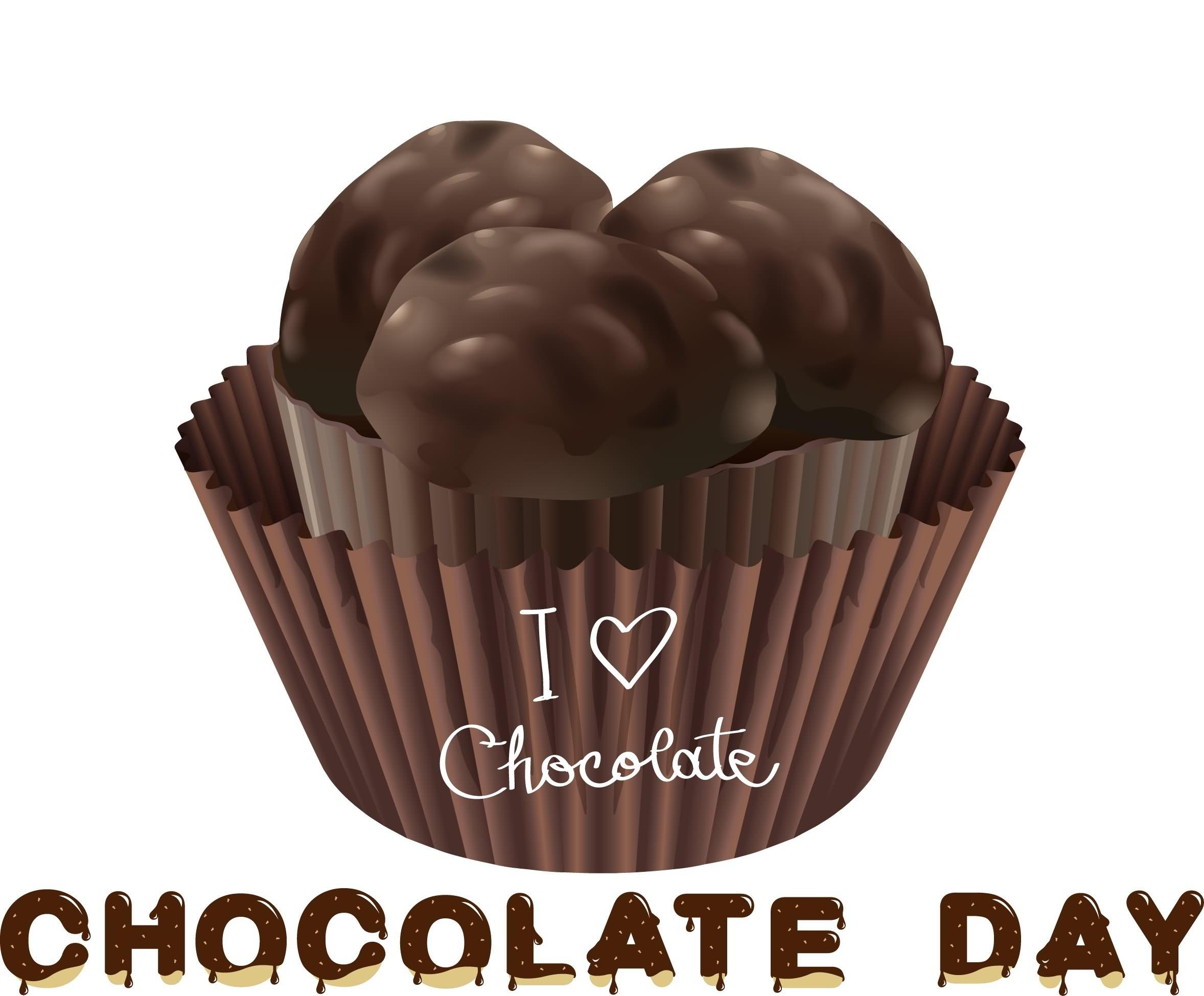 I Love Chocolate Chocolate Day