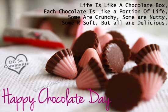 22 Very Best Chocolate Day Pictures