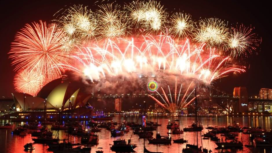 15 wonderful australia day fireworks pictures