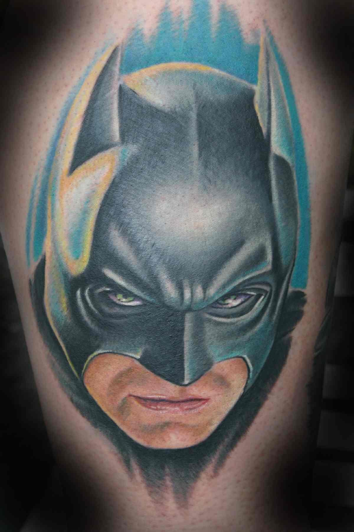 16 best batman tattoo designs images and ideas. Black Bedroom Furniture Sets. Home Design Ideas