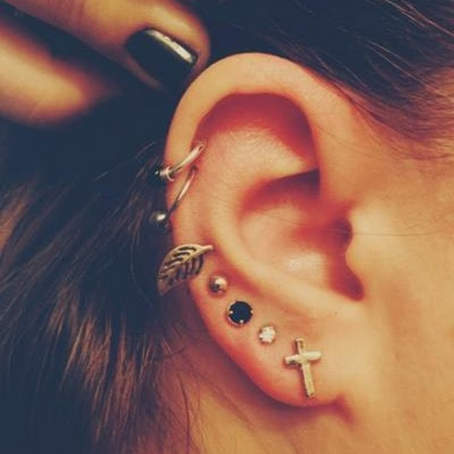 13 beautiful cartilage piercing pictures and ideas