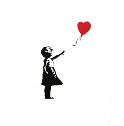 19 Best Banksy Girl Tattoo Designs And Ideas