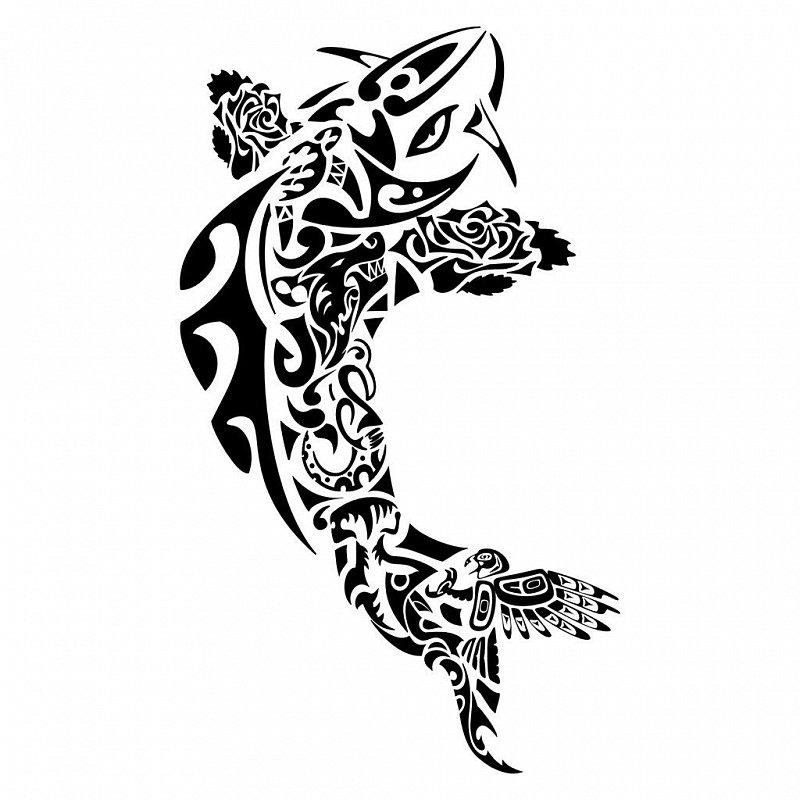 Maori Fish Tattoo: 12+ Cool Maori Tattoo Designs And Ideas