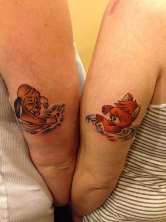 21 Impressive Fox Tatt...