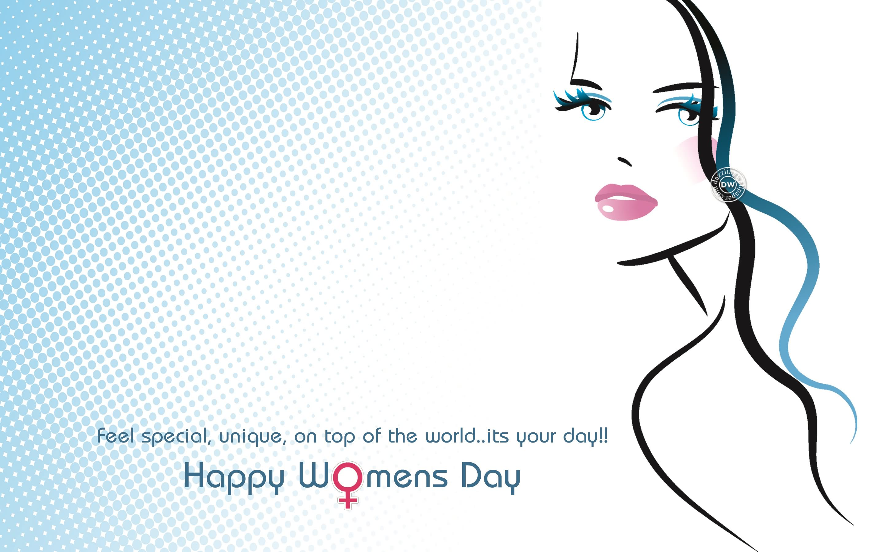 50 Most Beautiful Women's Day Wish Pictures And Photos