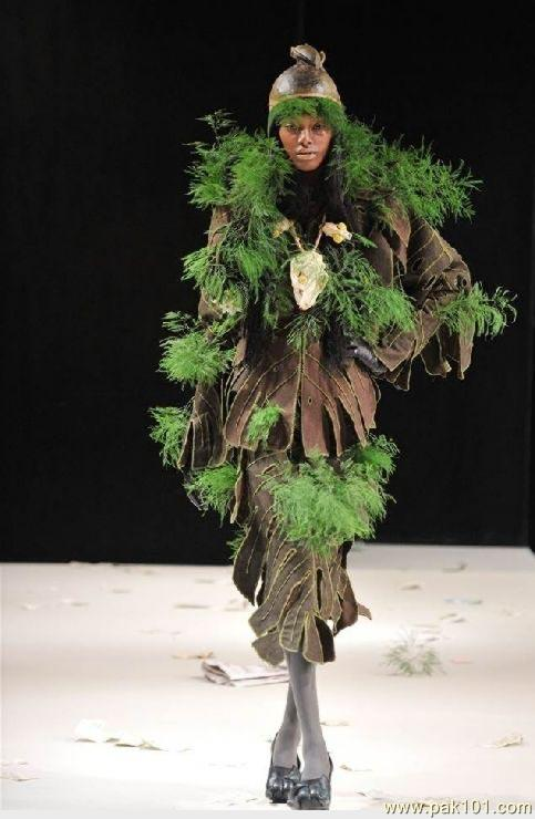 Funny Forest Fashion Dress