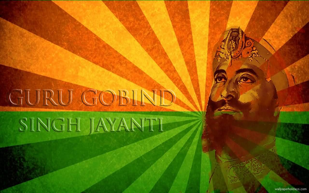 50 Most Beautiful Guru Gobind Singh Ji Gurpurab Wishes Picture