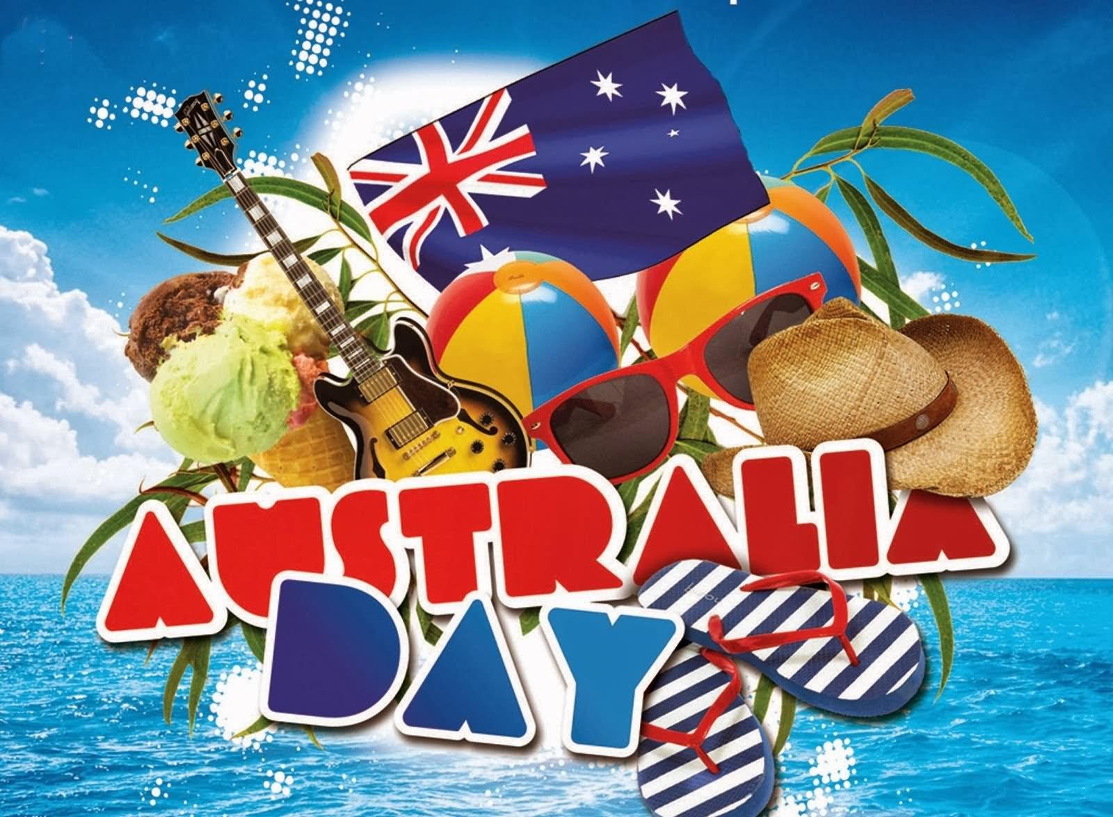 happy australia day wishes picture