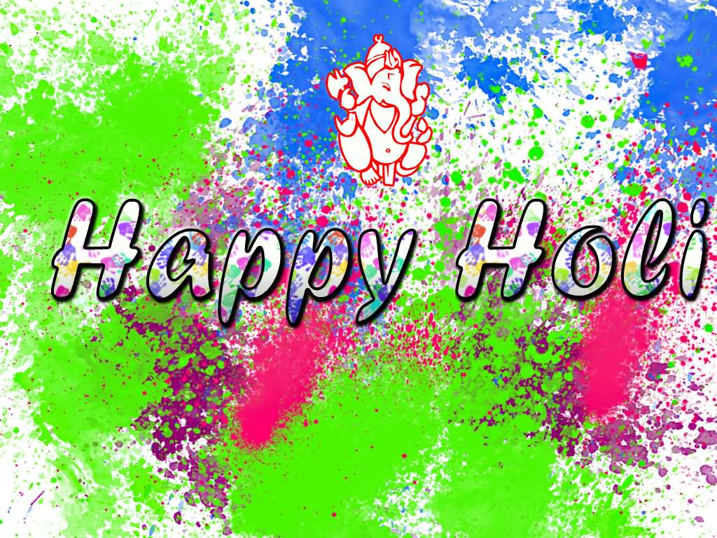 25 Best Happy Holi Wishes Pictures