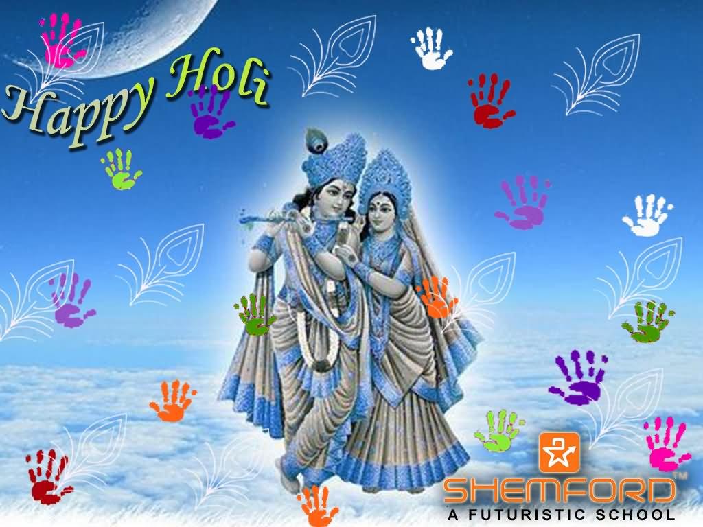 Happy holi radha krishna images - Happy Holi Radhe Krishna