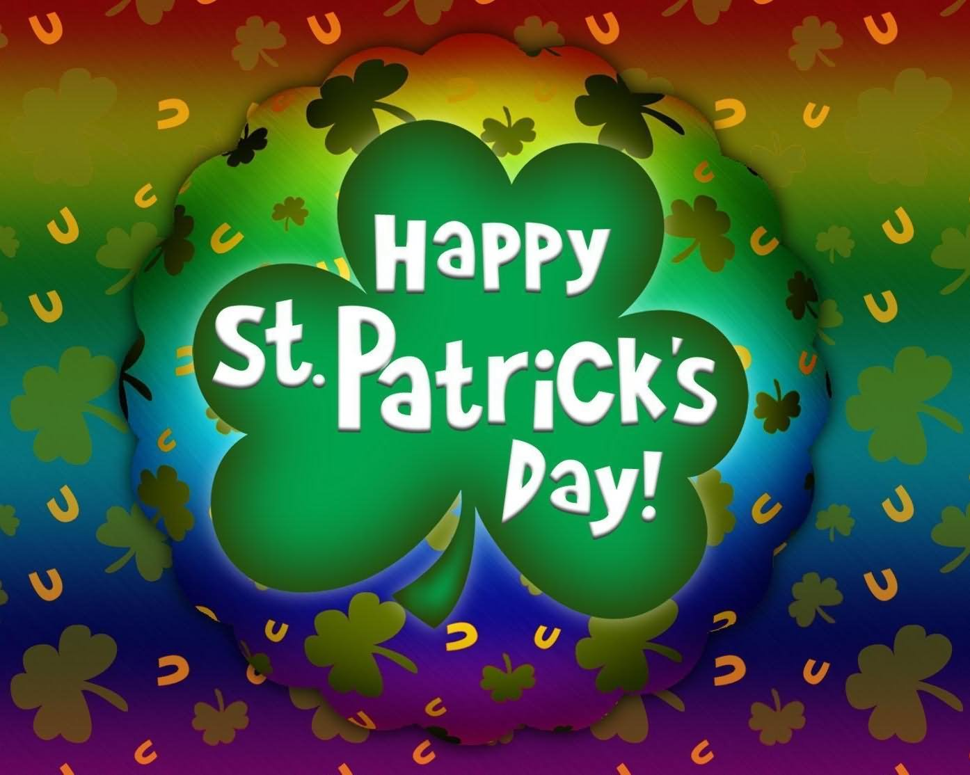25 Wonderful Saint Patrick's Day Wishes Pictures