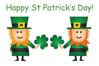 Image result for happy st.patrick's day
