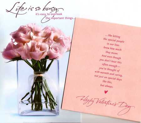 happy valentines day card - Valentines Day Greetings Images
