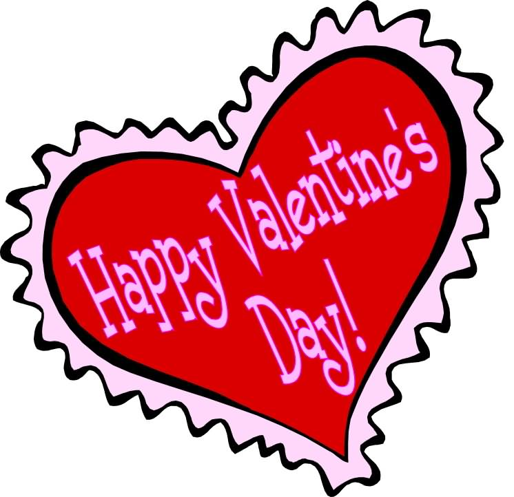 60+ Happy Valentine\'s Day Heart Pictures And Images