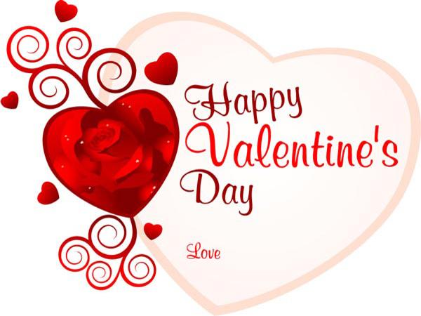 happy valentines day love - Valentine Day Wishes