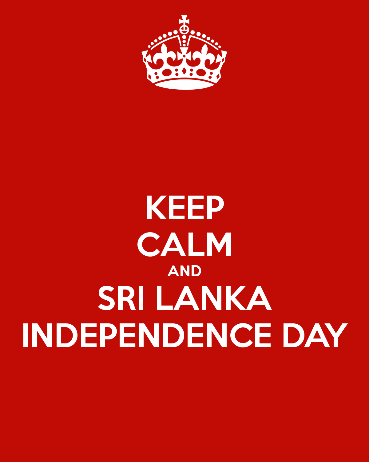 essay about independence day in sri lanka