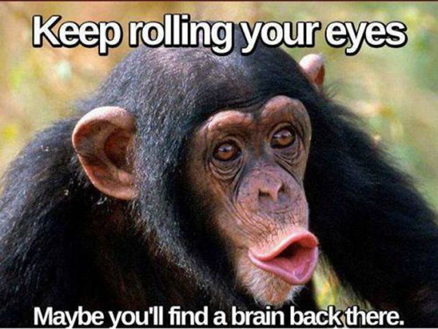 how to stop rolling your eyes