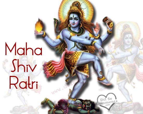 Maha Shivaratri Pictures, Images, Graphics and Comments