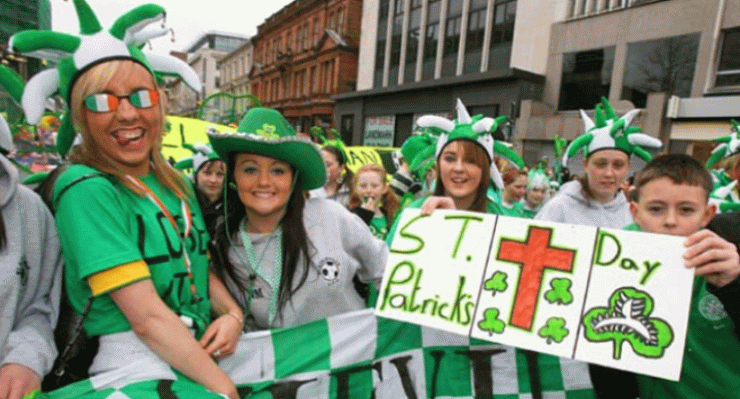 the real st patricks day St patrick's day celebrates the roman catholic feast day of the patron saint of ireland st patrick died on march 17, 461 but did you know that he wasn't even irish.
