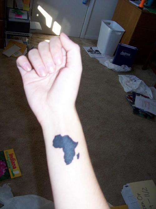 277504c2abe51 14 African Tattoo Images, Pictures And Design Ideas