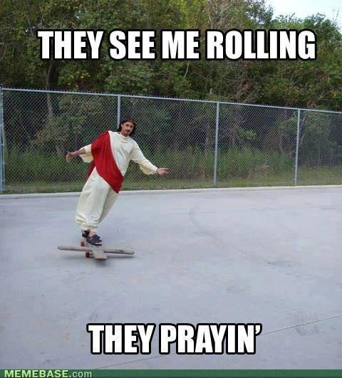 They See Me Rolling Funny Skateboarding Image 18 very funny skateboarding images