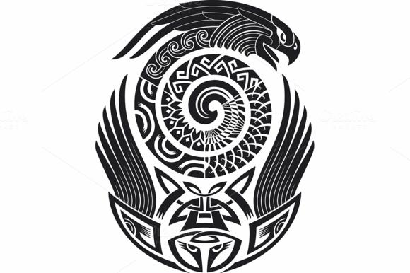 12 Cool Maori Tattoo Designs And Ideas