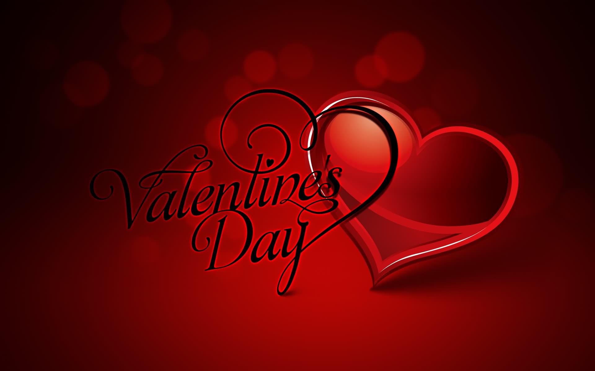 Valentine's Day Heart Wallpaper