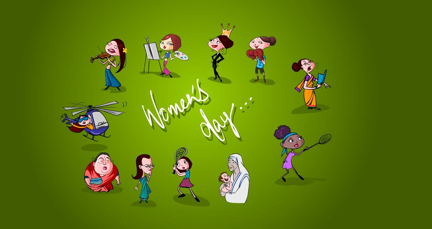 18 Best Womens Day Pictures