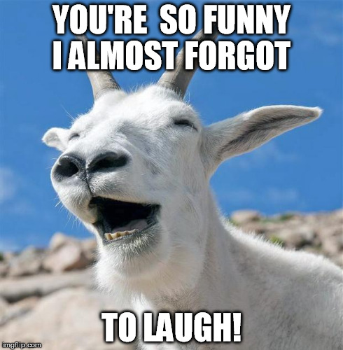 14 Most Funny Goat Pictures