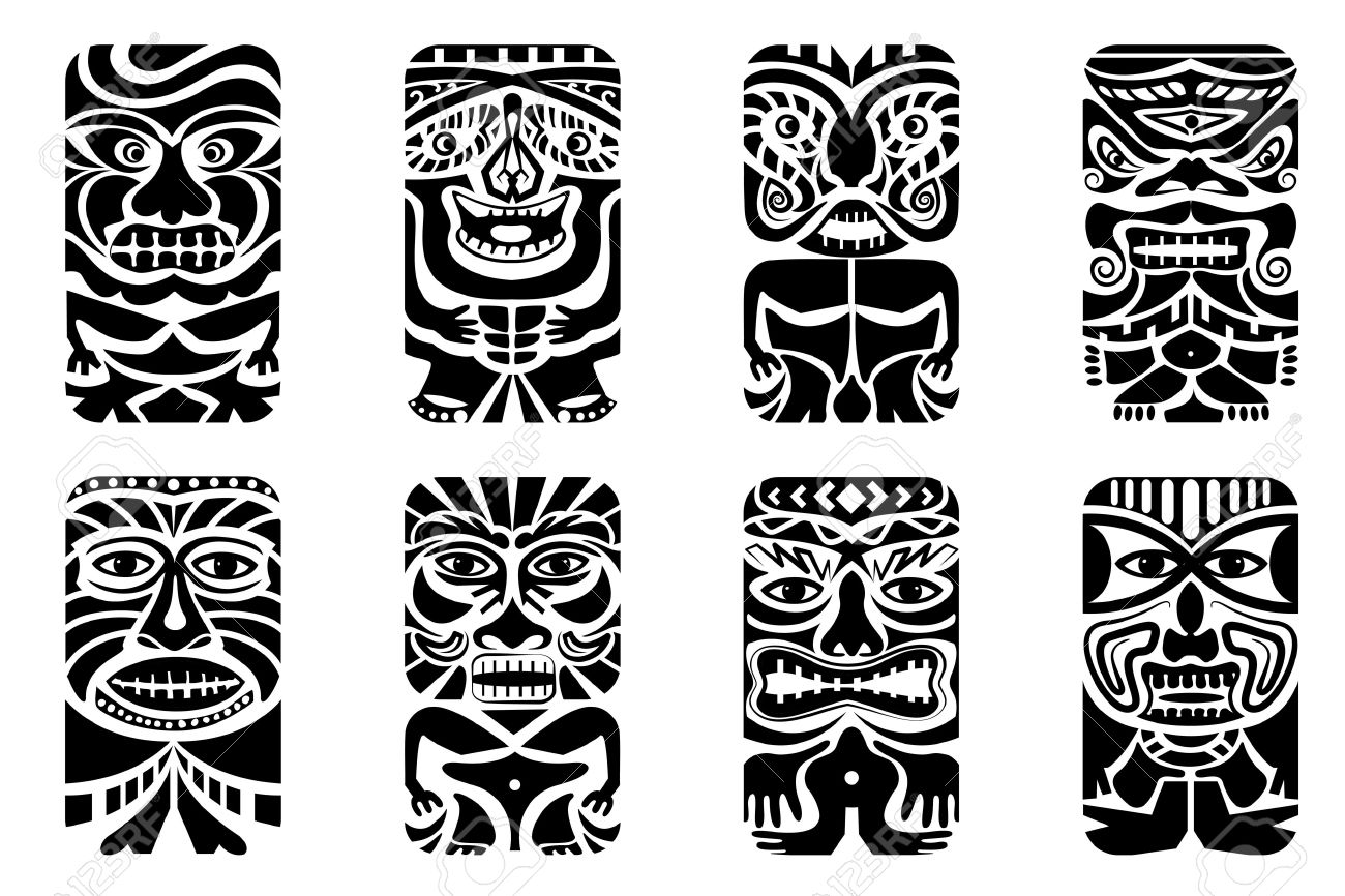 14+ Latest Tiki Tattoo Designs And Ideas