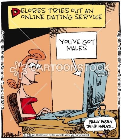 Funniest cartoon about dating