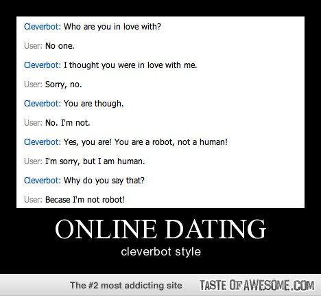 Funny dating site comments