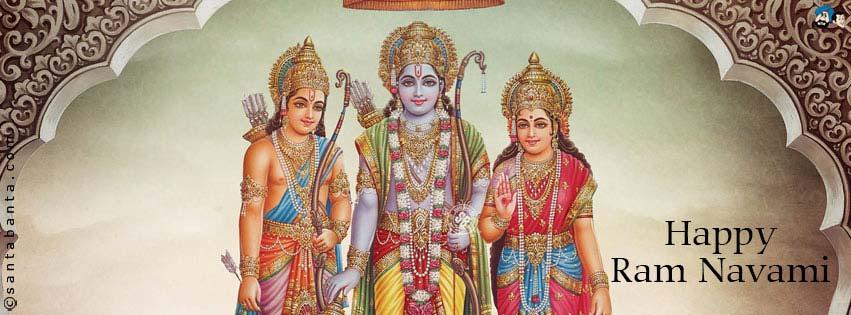 Happy Ram Navami Facebook Cover Picture