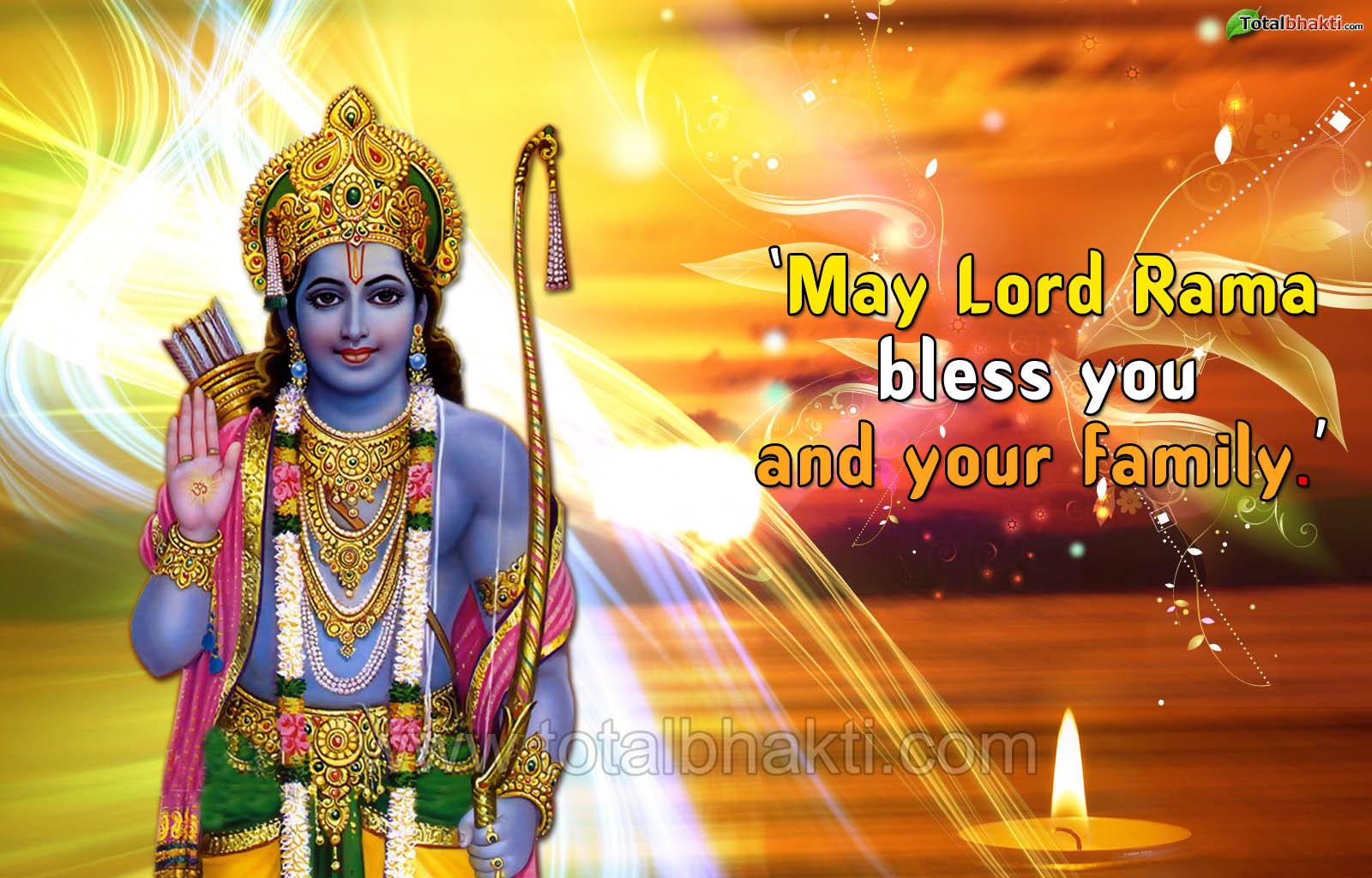 27 Wonderful Ram Navami Wishes Pictures