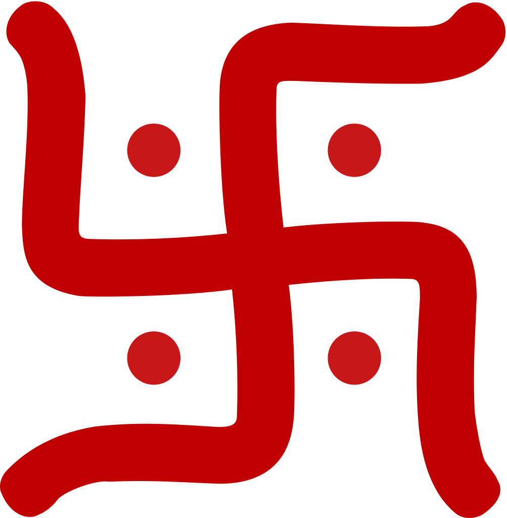 8 hinduism tattoo designs samples and inspirational ideas red swastika hinduism tattoo design buycottarizona