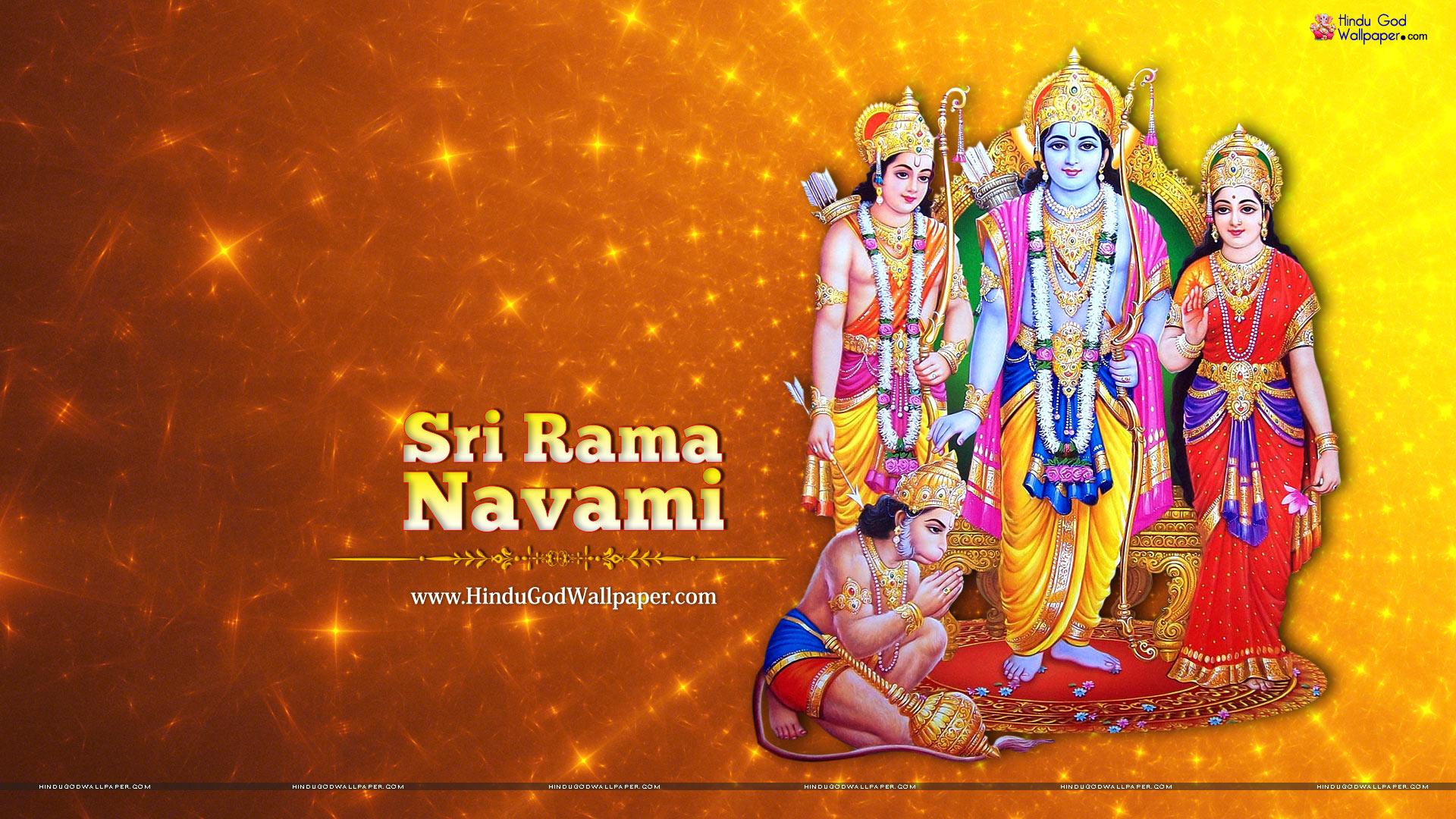 Sri Rama Navami Greetings Picture